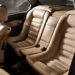 Photo of the interior of BMW 635 CSI 1983 by CLASSIC 42