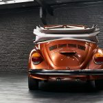 Photo of a 1979 convertible VW Coccinelle 1303 cabriolet by CLASSIC 42