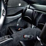 Photo de l'intérieur d'une Porsche 993 grise de 1994 à vendre chez Classic 42 - Achat/Vente de voitures classiques et de sport allemandes