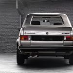 photo d'une VW Golf GL cabriolet de 1986 en vente chez Classic 42 Classic German Car Dealer www.classic42.be