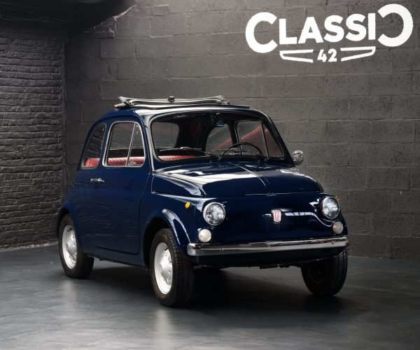 Photo of a 1975 FIAT 500 R for sale by Classic 42 - Classic Cars Belgium - Authentic and Original Models