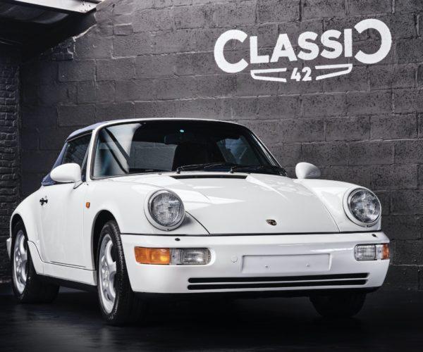 1992 Porsche 964 Carrera 4 Convertible for Sale by Classic 42 Classic Porsche Belgium