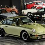 Photo d'une Porsche 911 sc de 1979 en vente chez Classic 42 Classic Cars Belgique www.classic42.be