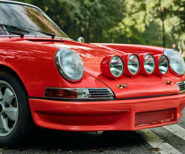 photo d'une Porsche 911 2.0 S de 1988 occasion à vendre chez Classic 42 | Spécialiste Porsche Classique Belgique