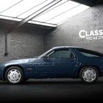Porsche 928 S4 de 1988 une très belle occasion en vente chez Classic 42 le spécialiste Porsche en Belgique