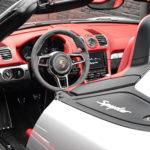 Porsche Boxster 981 Spyder 2016 en vente occasion Belgique | Classic 42 Classic Cars Spécialiste Belgique
